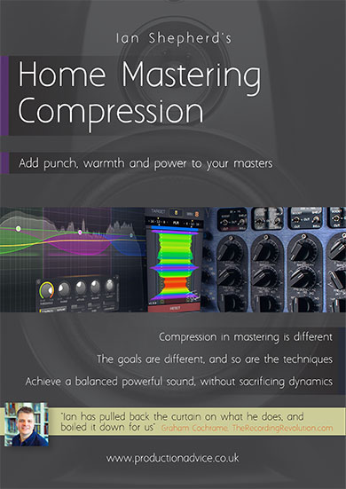 Mastering With Multiband Compression Ebook
